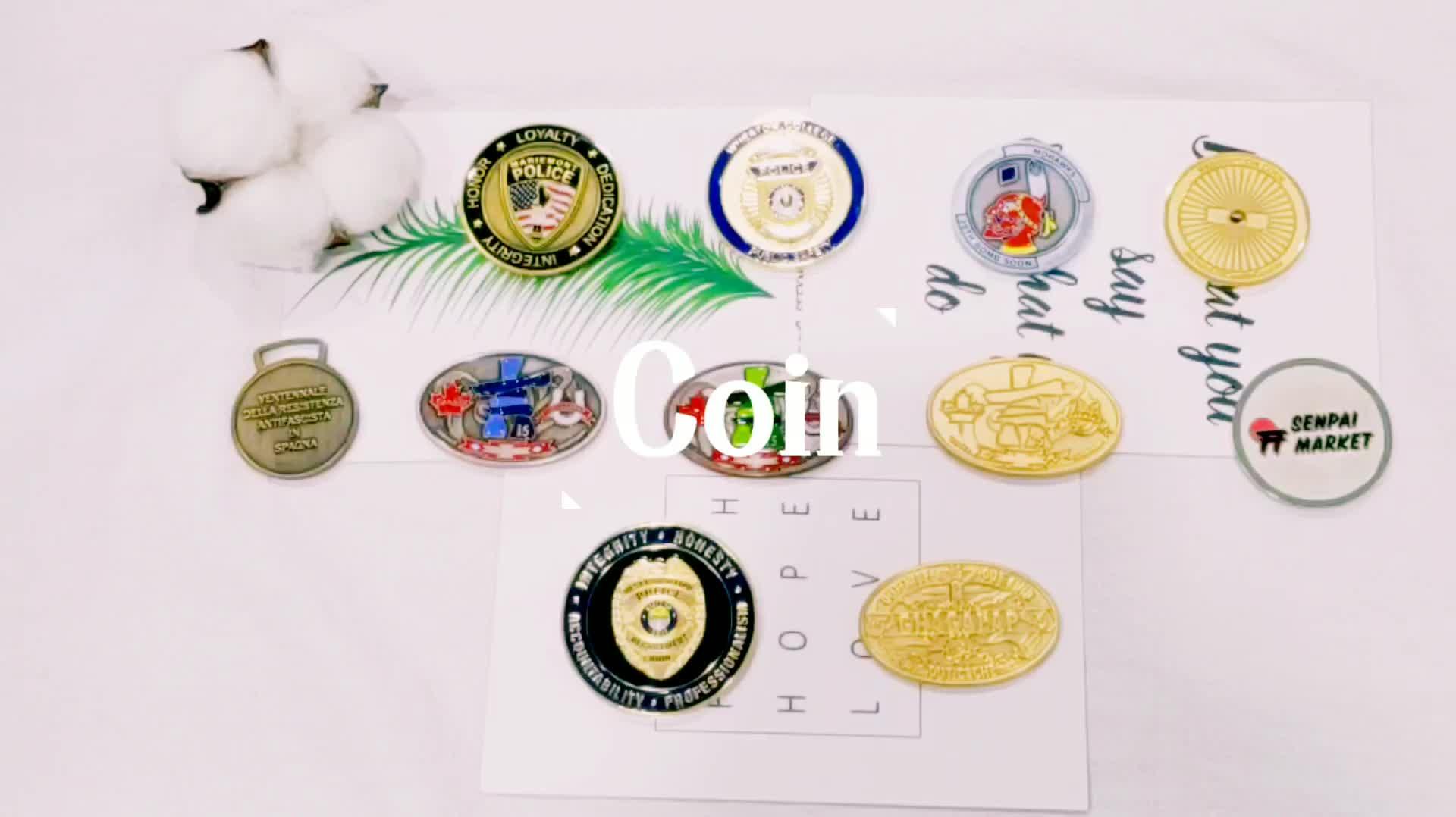 Benutzerdefinierte Metall Münze Oder Herausforderung Oder Souvenir Herausforderung Münzen