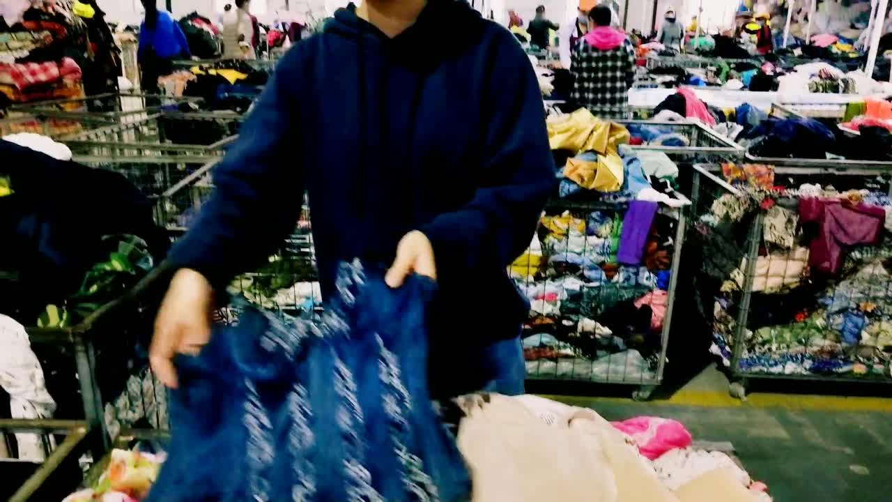 Best china second hand used clothing of Girdle cheap price in bales