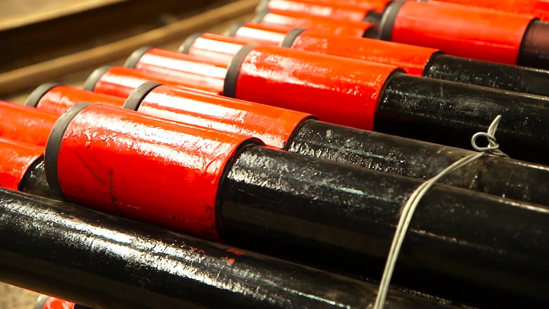 Shengji API 5CT 7 inch casing pipe for oil field
