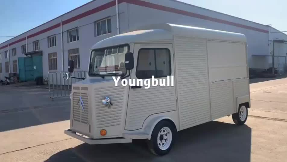 Factory supply mini food car mobile food shop for sale