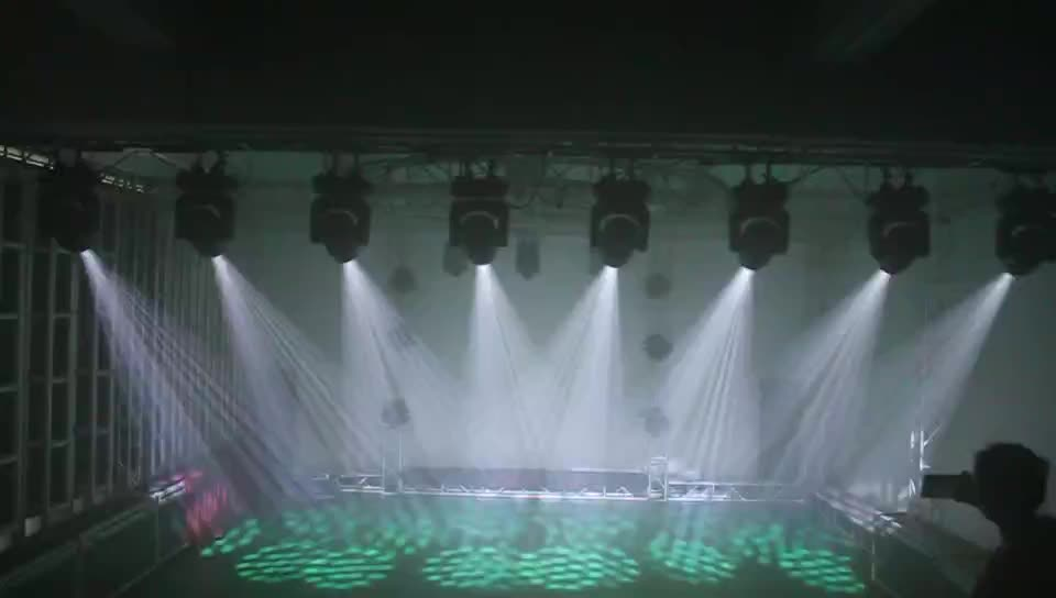 Guangzhou Professional 150W Spot Led Moving Head Stage Effect Light