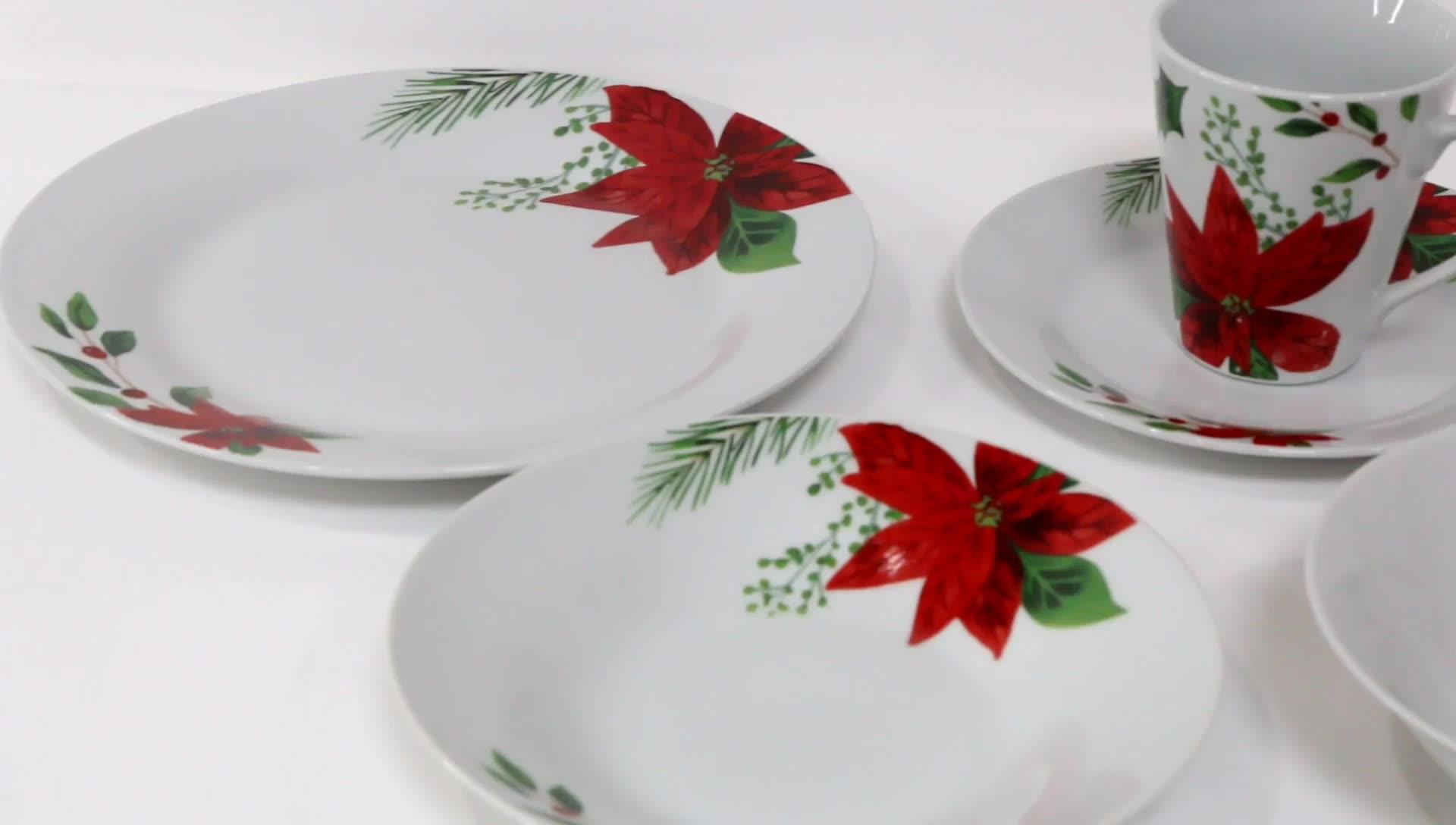 Для использования в ресторанах столовый сервиз, китайская посуда, набор фарфоровой посуды