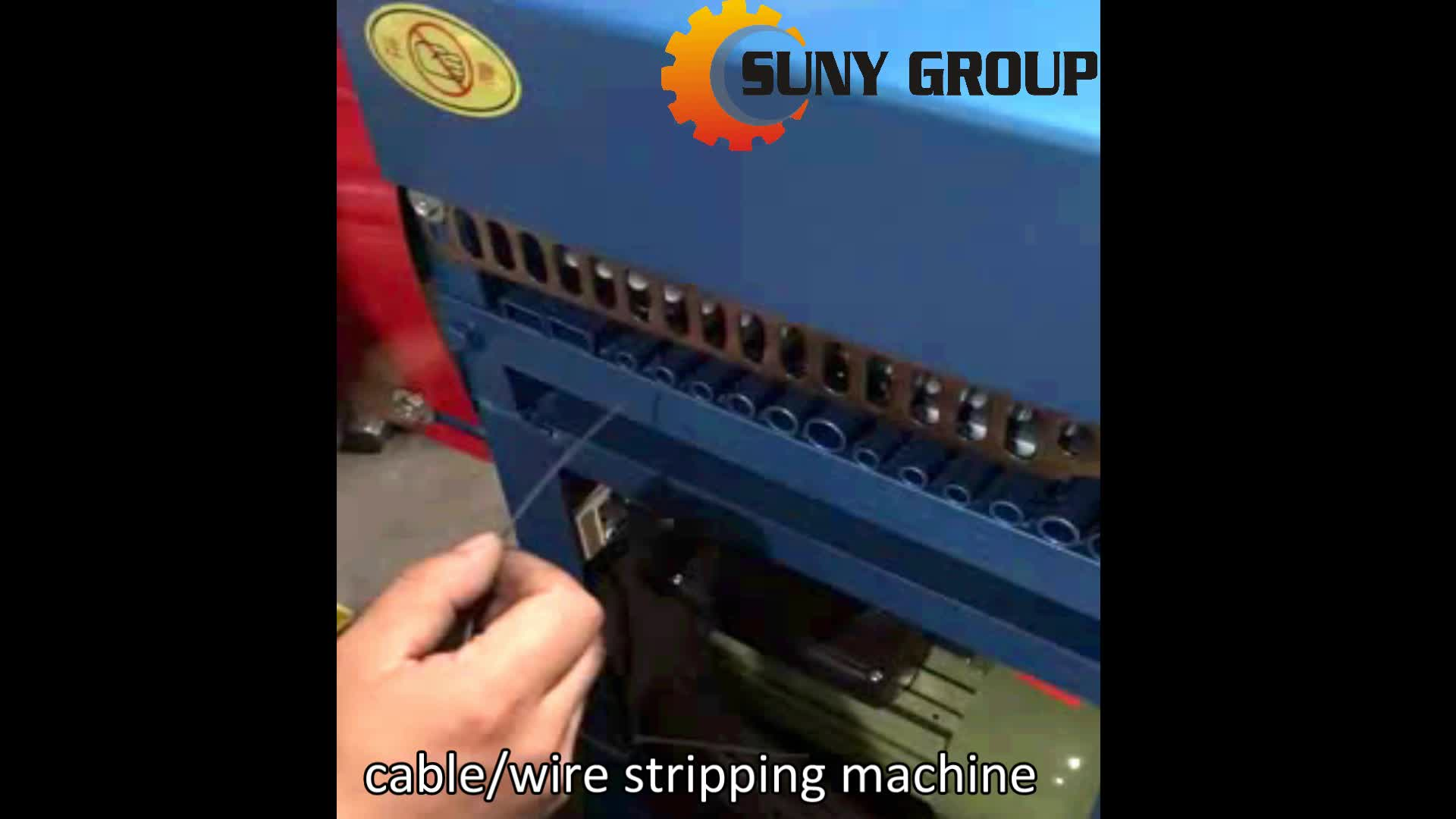 Automatic Wire Stripper Waste Wire and Cable Peeling Machine Price