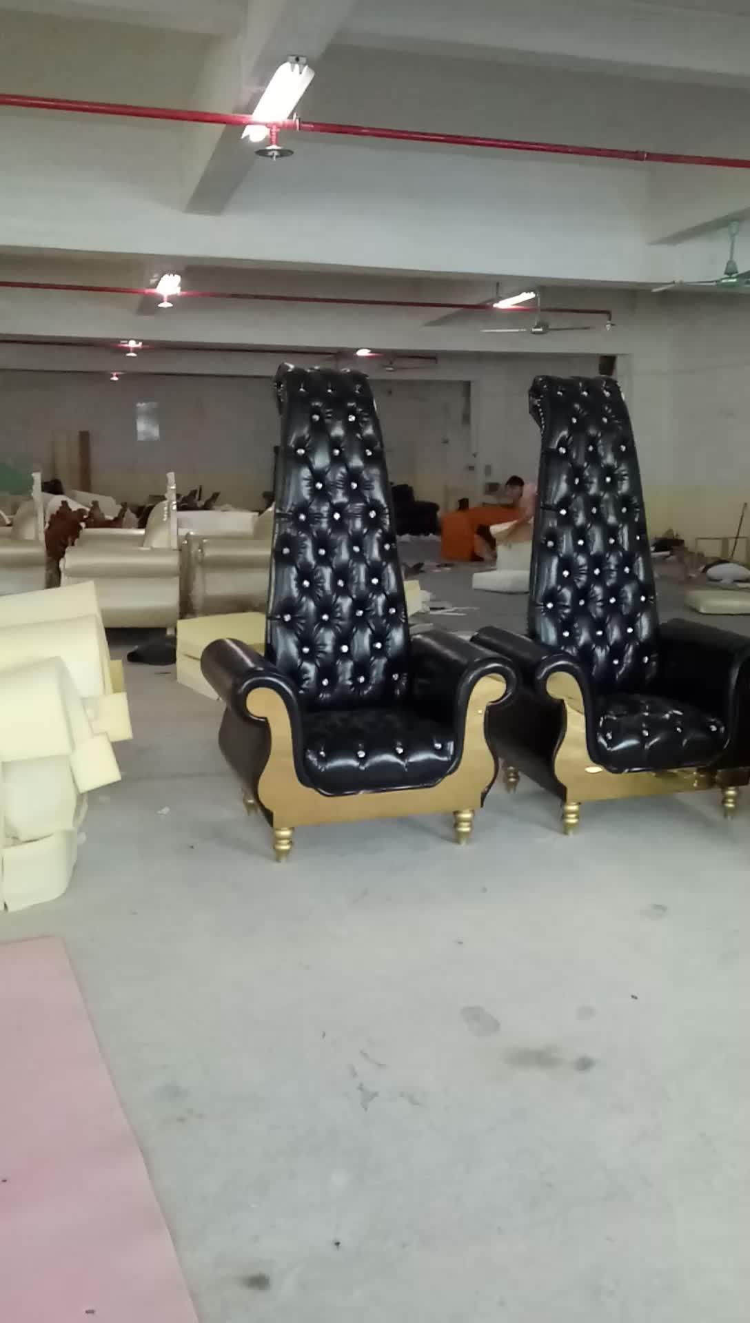 HB07 lusso spa pedicure sedia senza idraulico