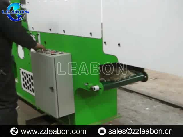 High Efficiency Horse Bedding Electric Hard Wood Shaving Machine for sale