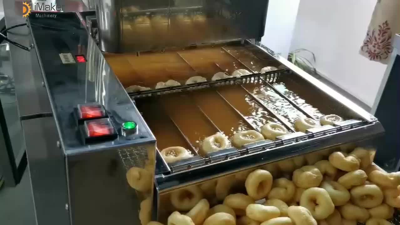 mini electric doughnut making machine
