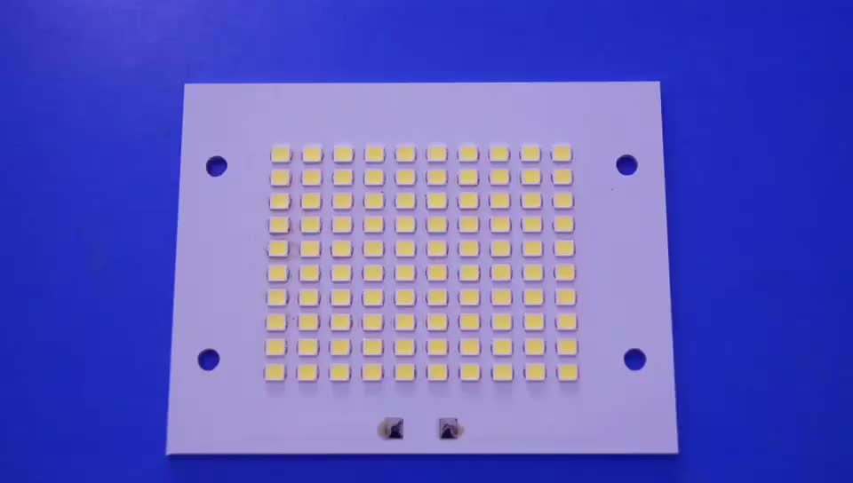 100 Points 2835 SMD Led Customized 50W PCB Board
