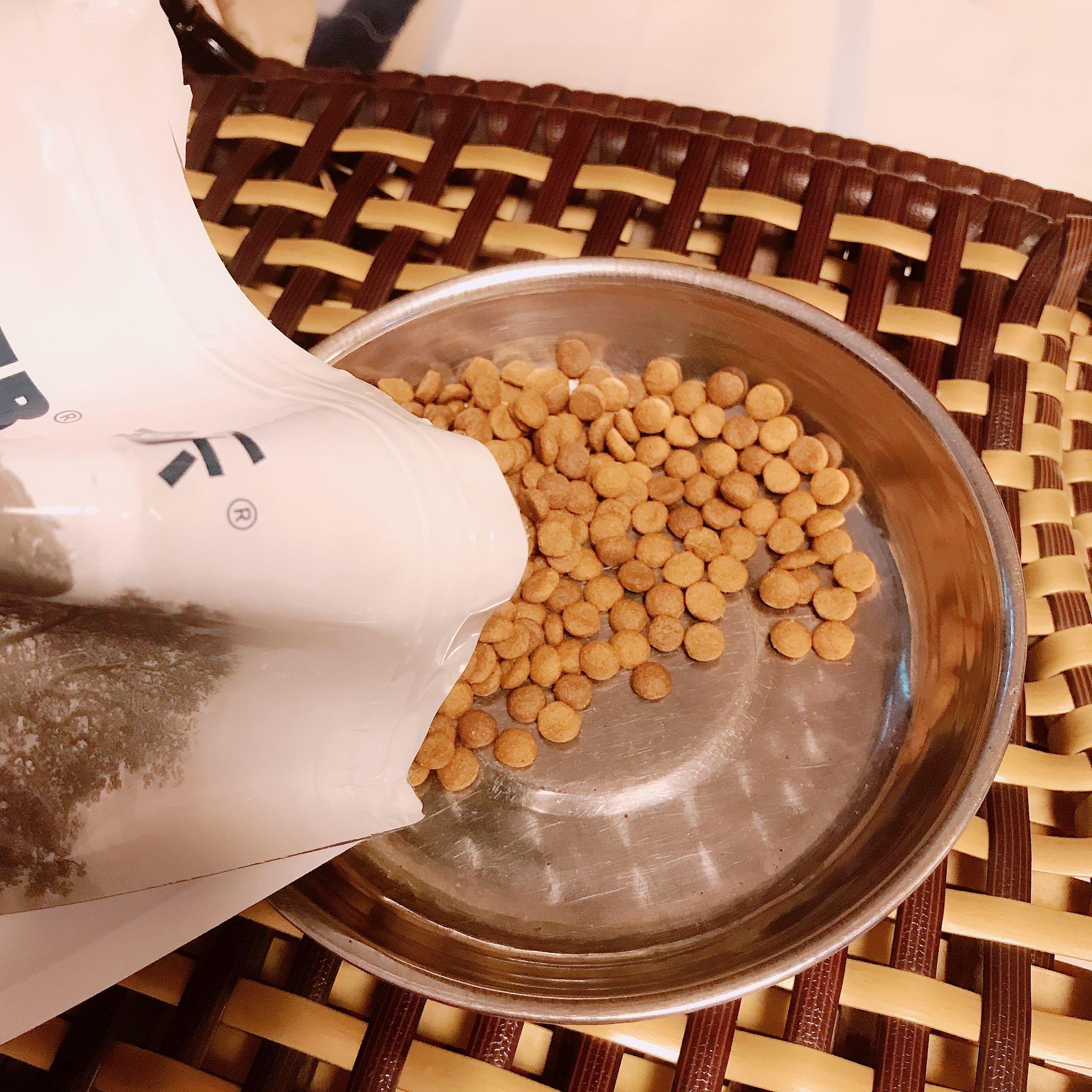 青岛产丹麦Aller爱乐品牌这款天然幼犬狗粮,我家狗崽子很喜欢吃