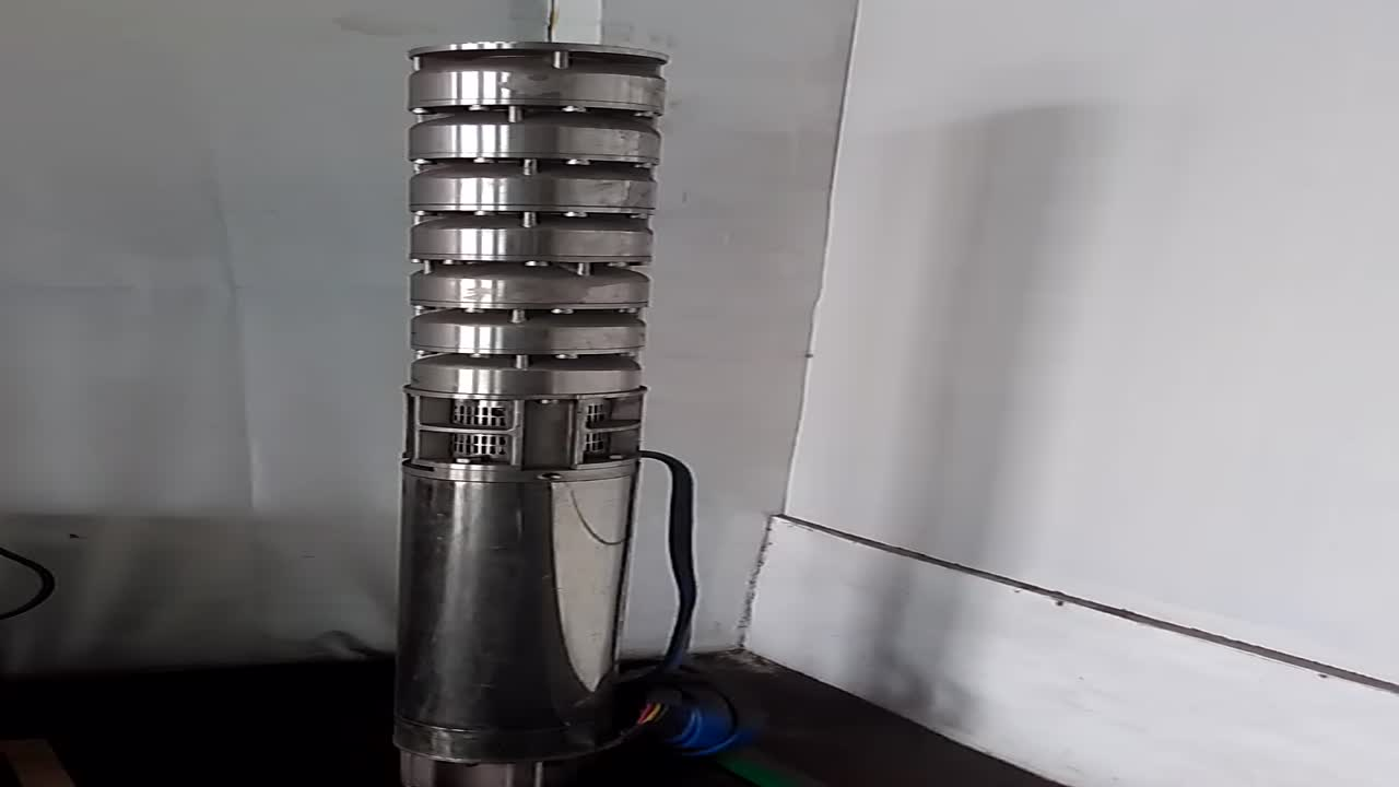 2 inch 3 inch 4 inch deep well submersible pump