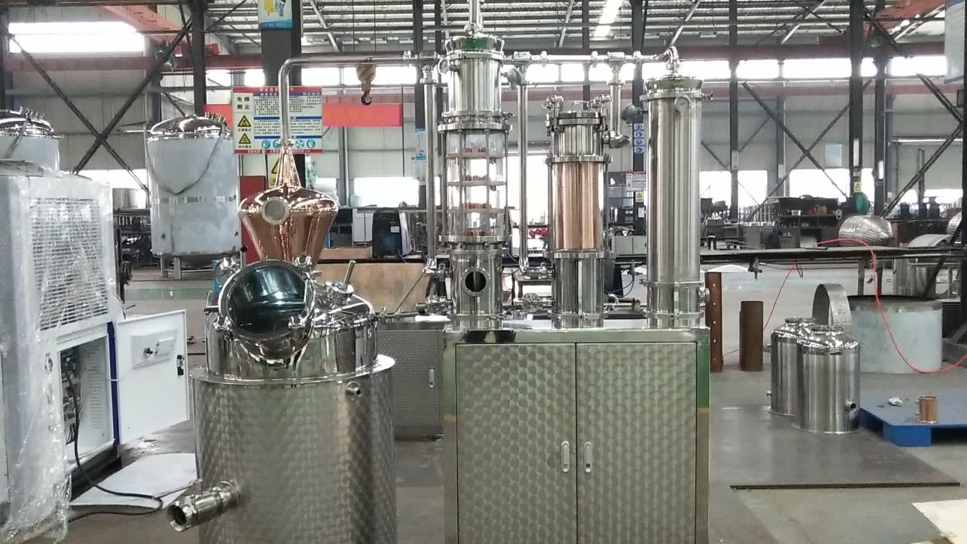 Nhà Máy Rượu Vang Giá Máy Làm Moonshine Vẫn Còn Rượu Distillery