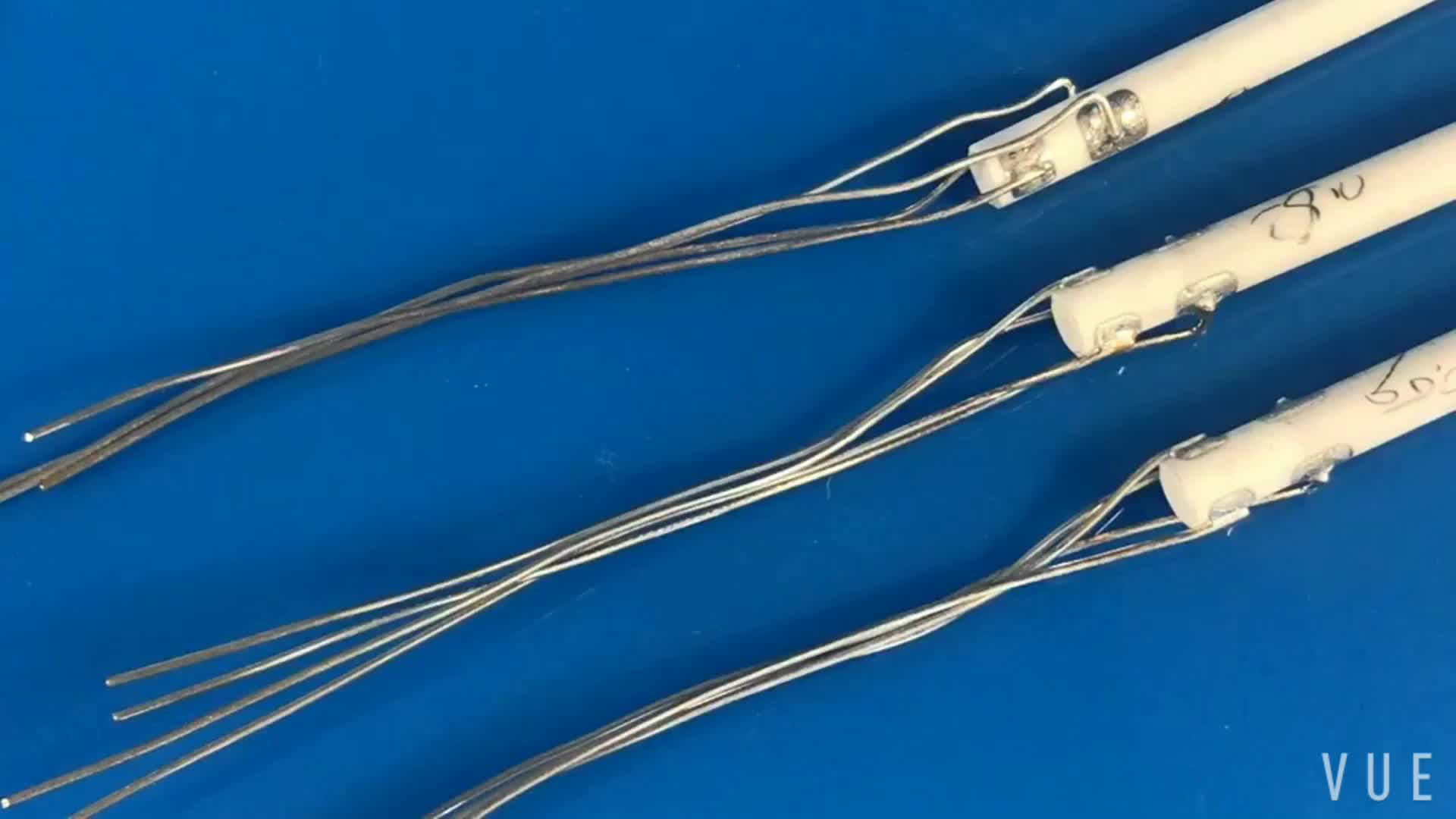 Alumina ceramic heating Rods for electric soldering iron/ INNOVACERA