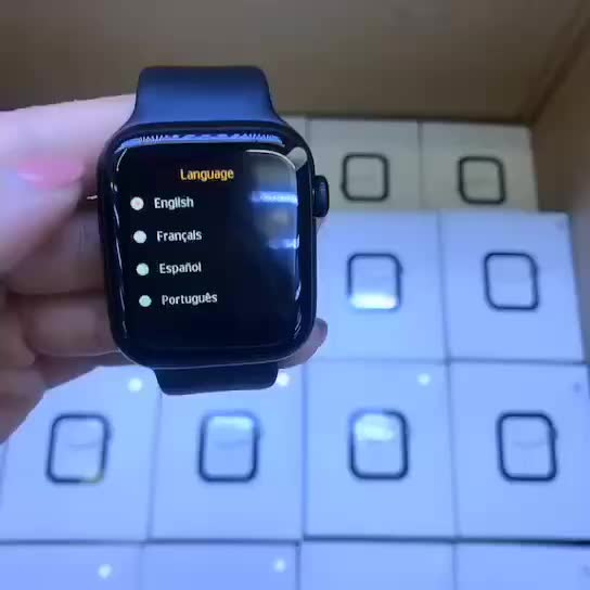 W34 Bluetooth Anruf Smart Uhr 1,5 IPS Bildschirm EKG Herz Rate Monitor Smartwatch BT Musik für Android Telefon PK iWatch 4