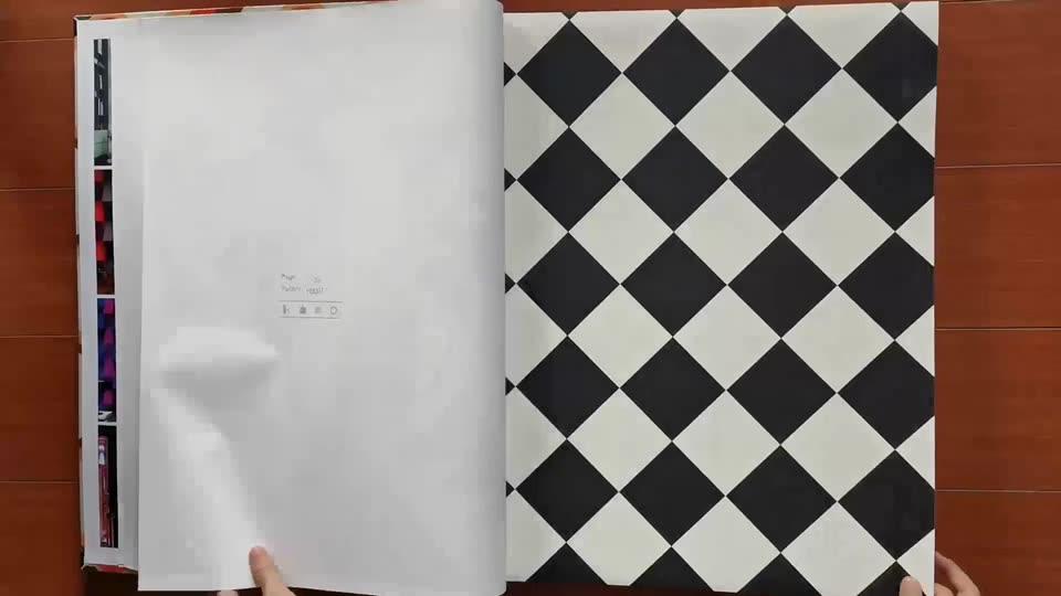 Ykwp 32 оптовая продажа номер 3d с черными и белыми полосами, пользовательские ПВХ клей Класса Люкс обои