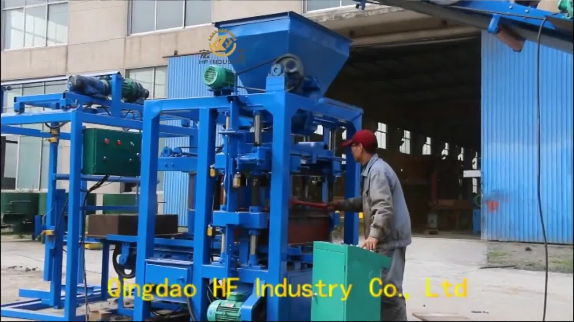 Semi automatic cement,concrete,hollow block making machine philippines