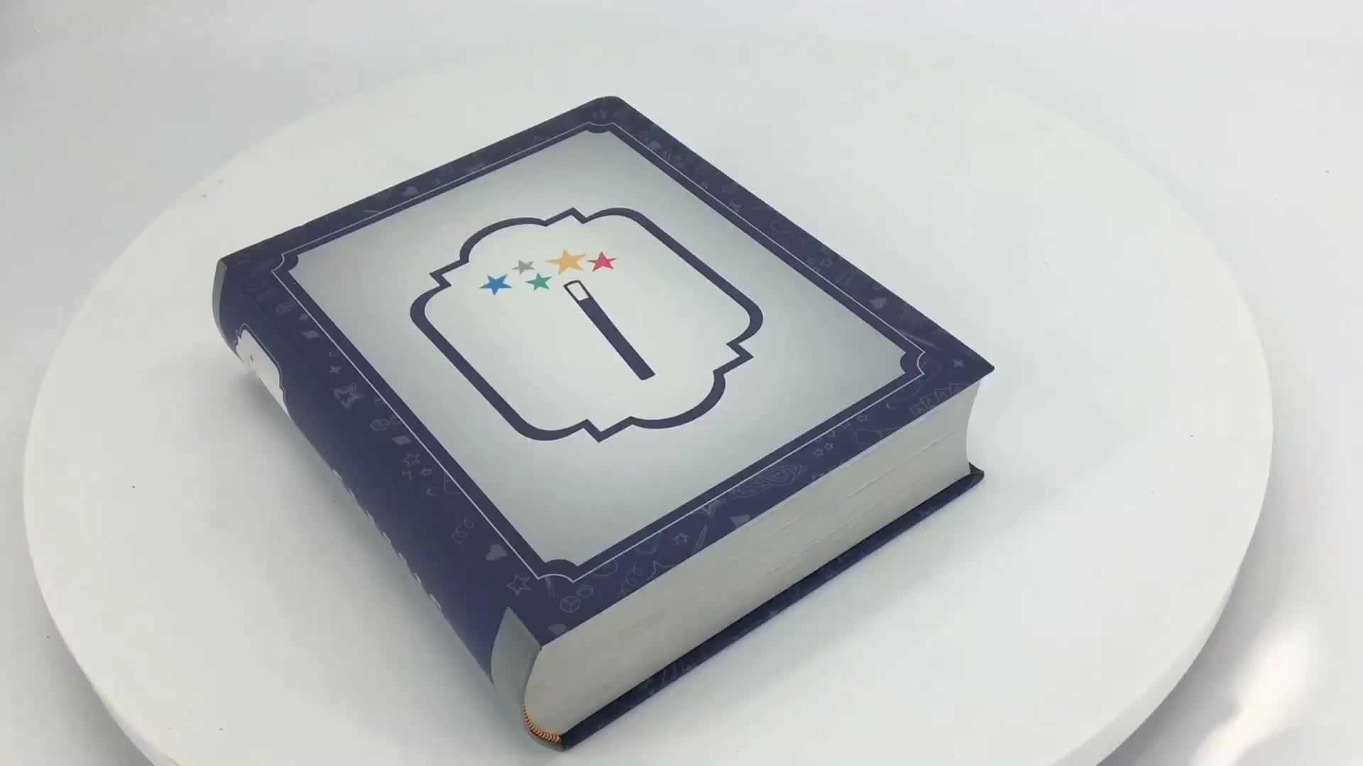 500$ libero coupon nuova francia stampa su carta opaca libro forma di scatola per poeta speciali utilizzati imballaggio del regalo