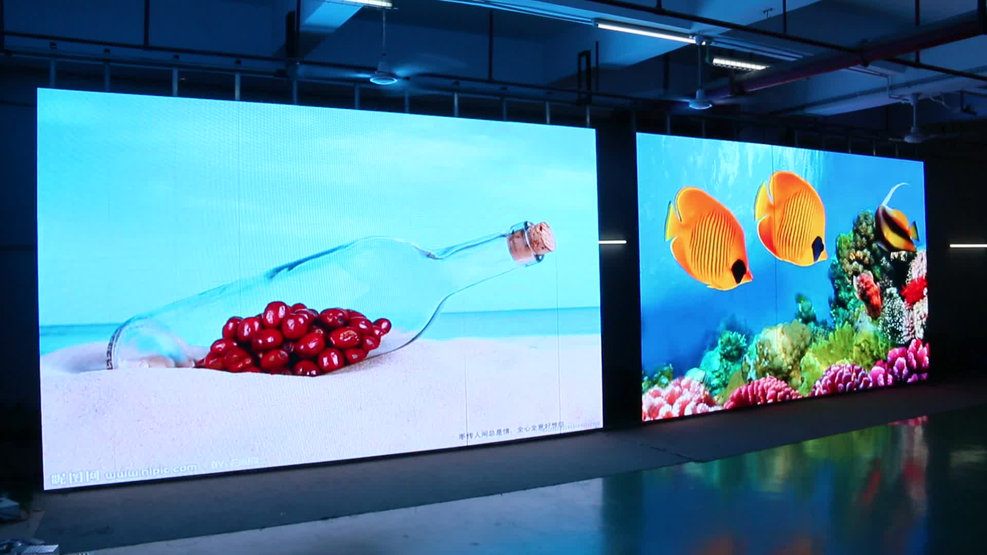 Church Public Backdrops Outdoor Indoor LED Panel P3 P3.91 P4.81 P5 P6 HD LED Display Screen LED Video Wall