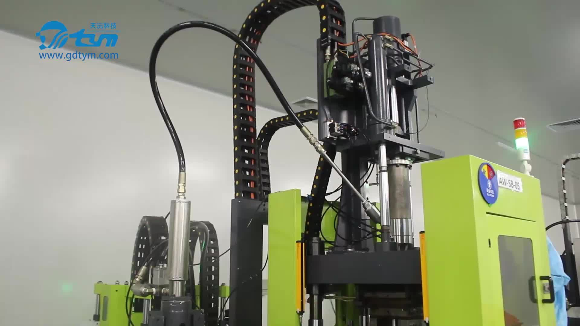 Hot sell silicone injection machine , High speed silicone injection moulding machine , China injection molding machine for sale