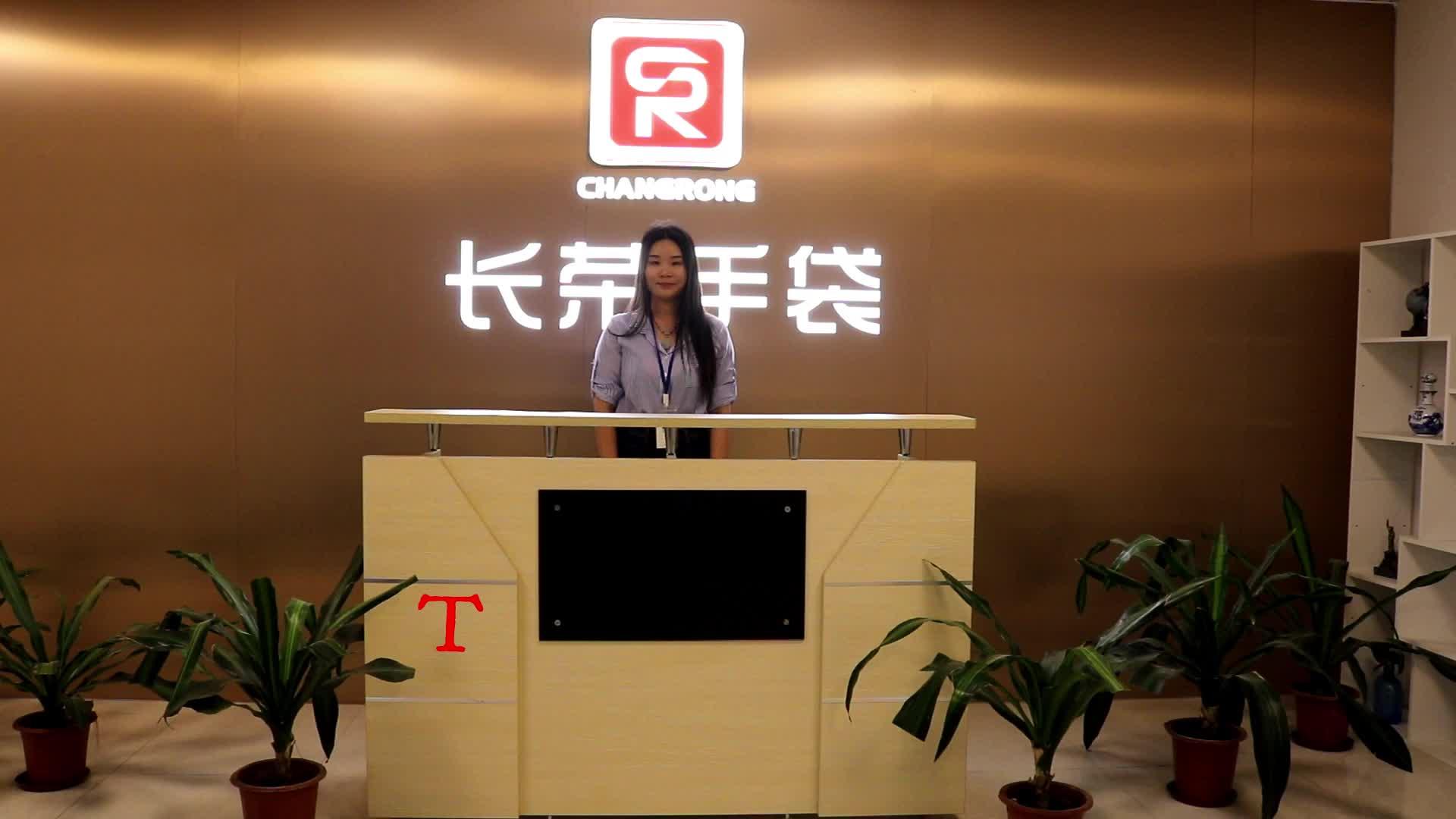 OEM womens green 100 katoen werk schorten voor servers