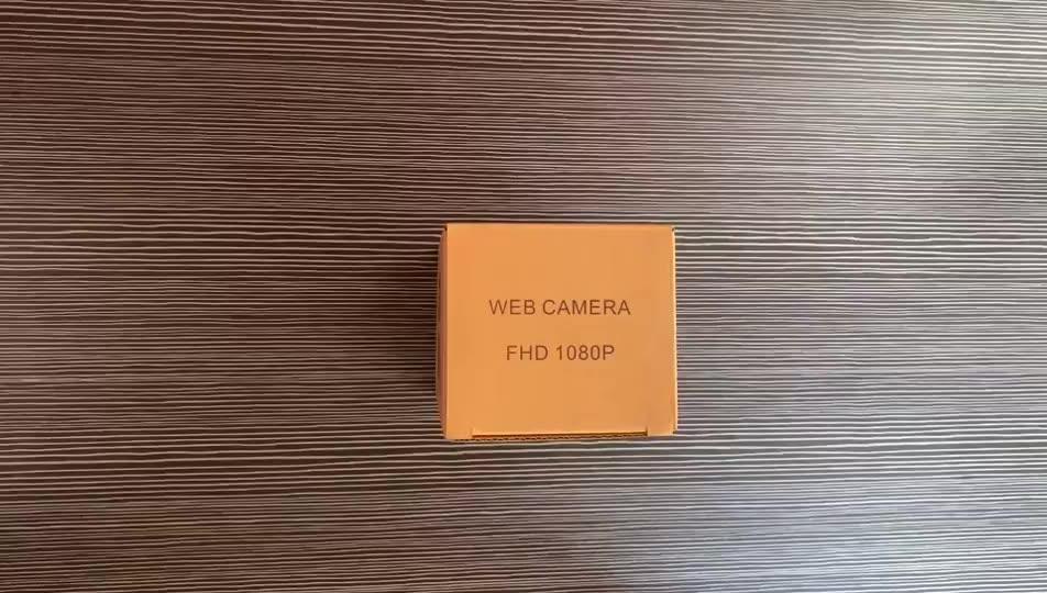 720P 1080P Webcam USB Web Camera with MIC Clip-on HD Webcam for Laptop Skype MSN