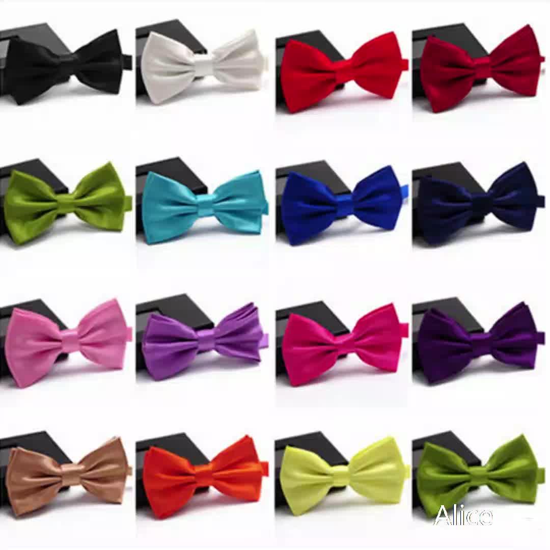 The latest fashion good quality  soild plain slim   business  tie