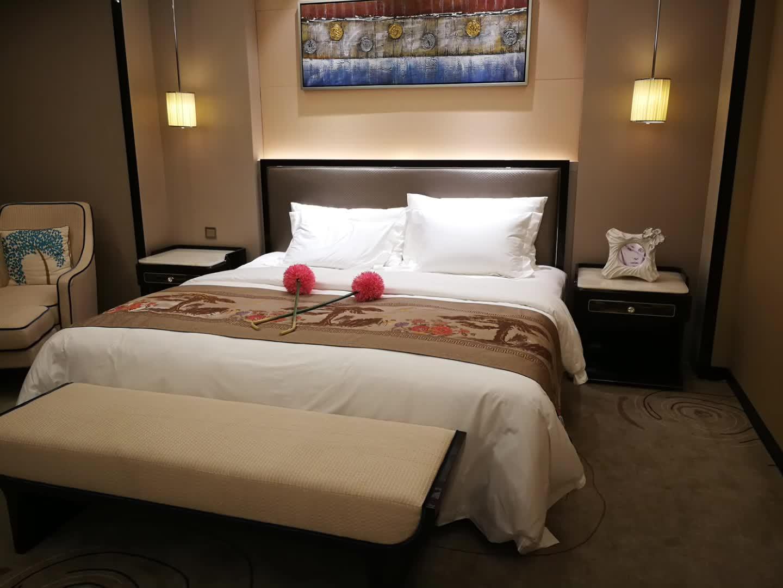 2019 Good Sale Modern Hotel Bedroom Furniture Set for sale