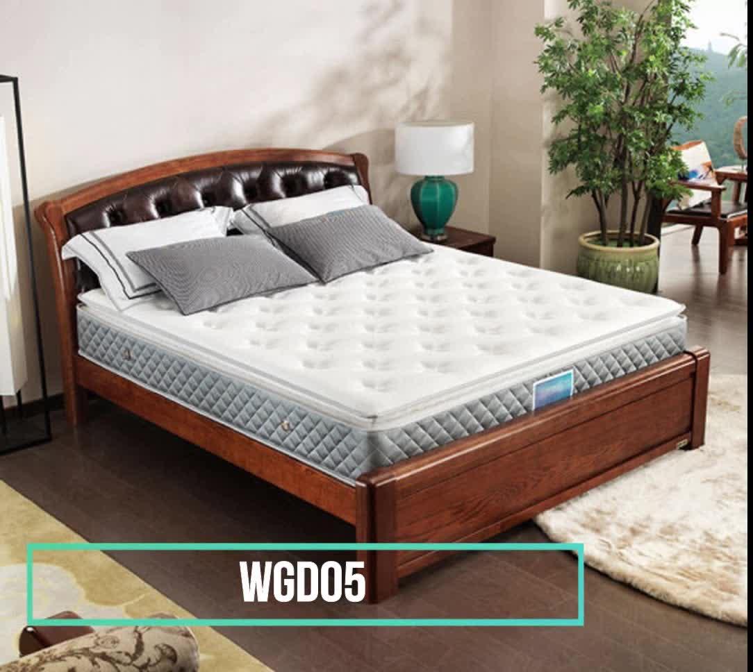 Vakum paketleme endonezya'da sünger yatak sıkıştırma şekillendirme makinesi kaz tüyü dolu yatak golden spring yatak