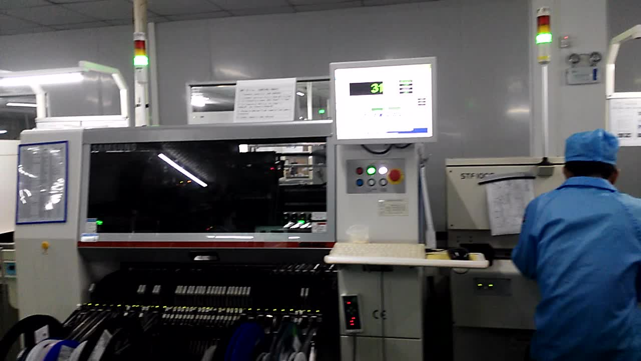 Printed Circuit Board Machine Mp4 Circuit Board Quick Charge Battery