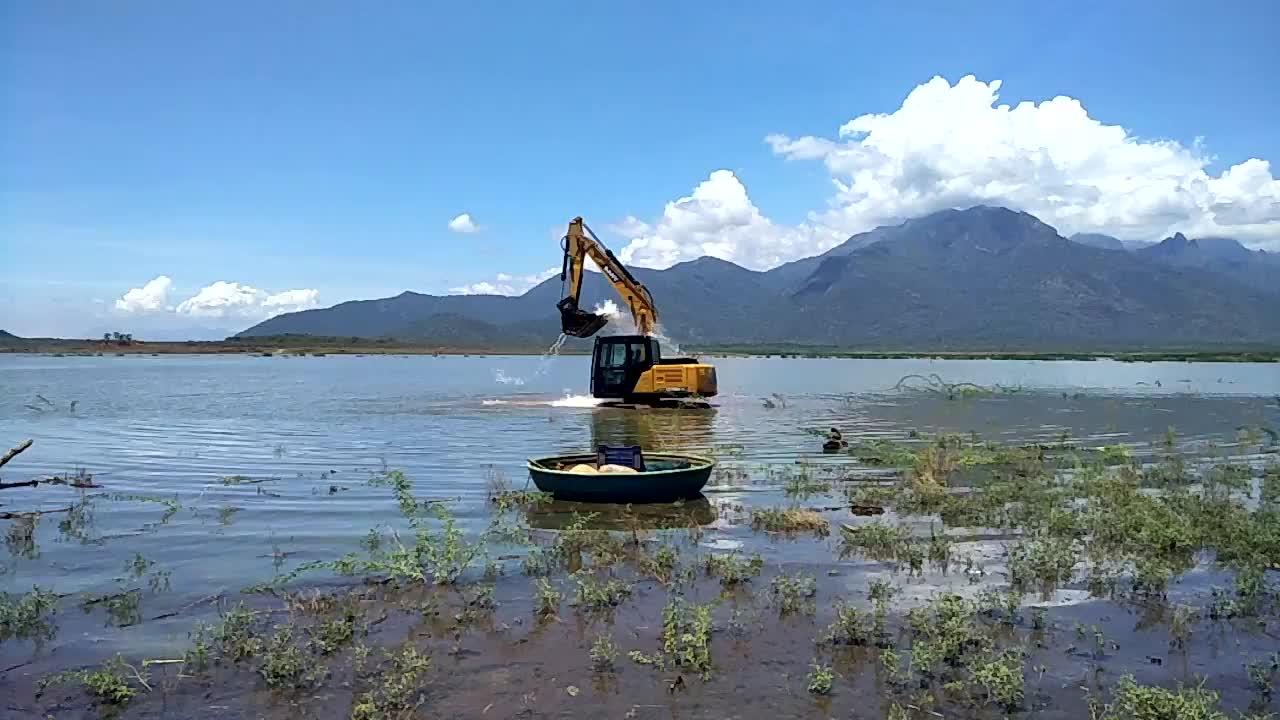 SANY SY135 13.5Ton Piccolo Escavatore 10 Ton Escavatore