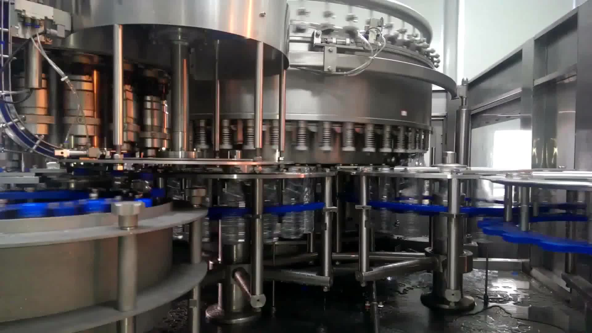 Automatic Drinking Water Filling Equipment