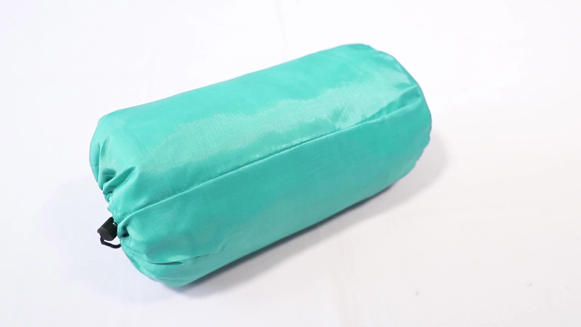 Bengku travel Inflatable hammock adult tpu insulated folding Sleeping bag air Pad foldable Ultra Light Camping Mat Mattress