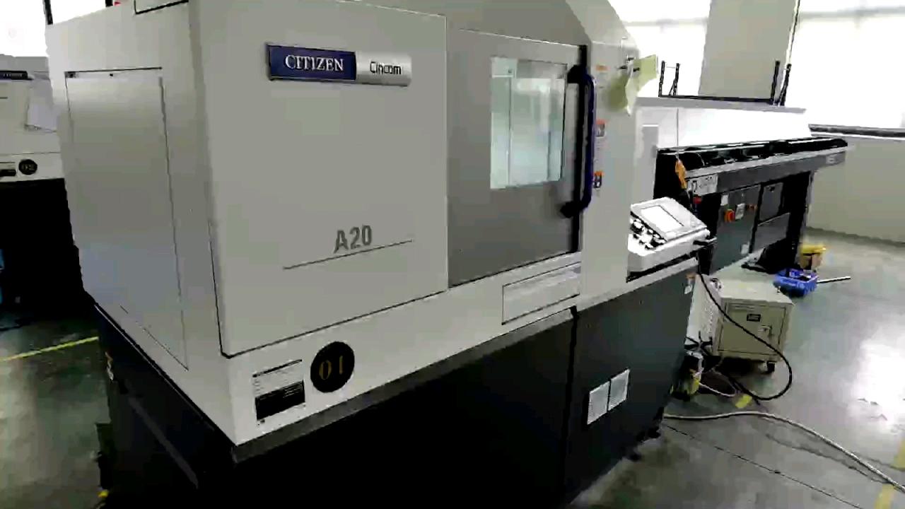 OEM yüksek kalite vatandaş A20 makinesi hassas tıbbi ekipman işleme dönüm paslanmaz çelik pirinç cnc parçaları