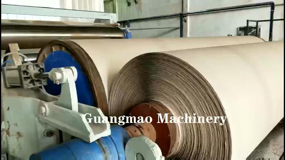 มีประสบการณ์กระดาษ Mill เครื่องจักรผู้ผลิตใหม่ออกแบบหัตถกรรมกระดาษการผลิตเครื่อง