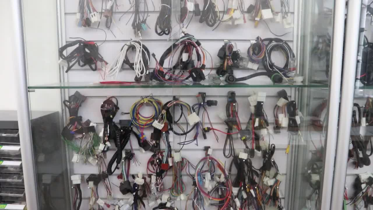 High quality custom jst 1mm 2mm wiring cable assembly manufacturer