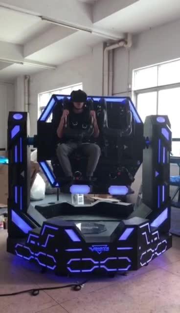 Spannende achterbahn Update 9d vr virtuelle realität moving 2 stuhl simulator preis