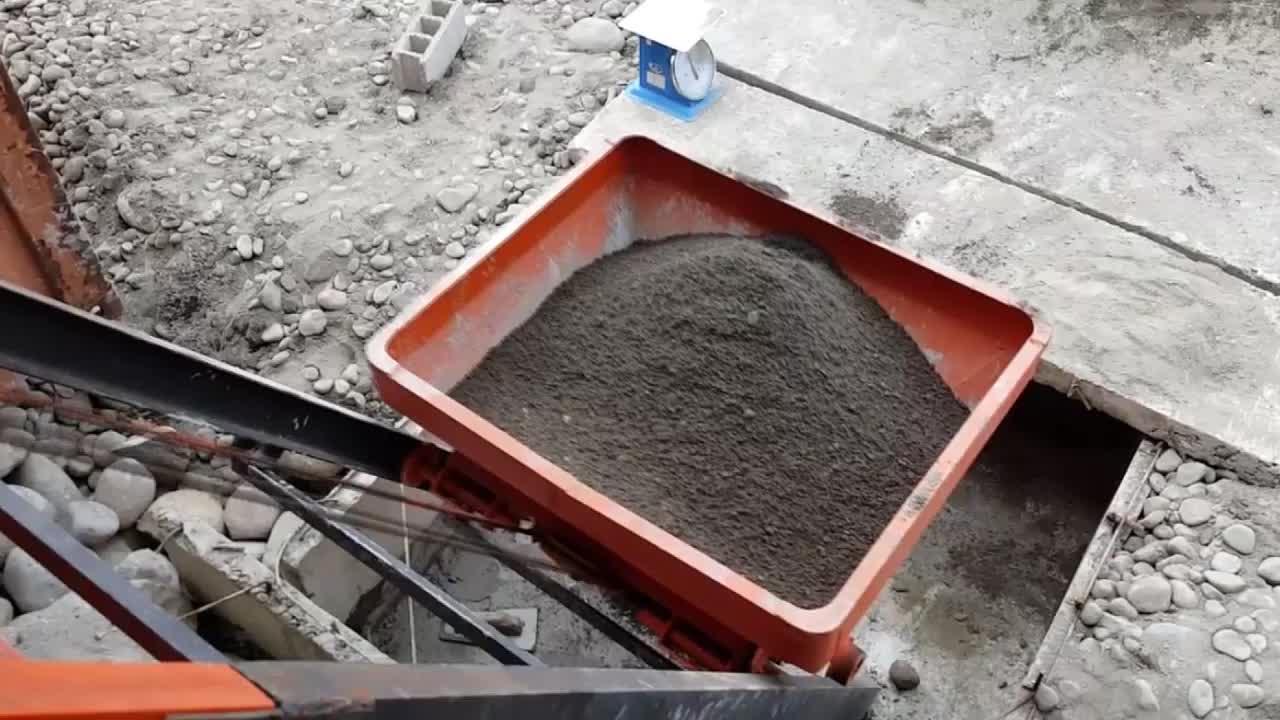 QTJ4-25 nieuwe beton hol blok baksteen making machine prijs