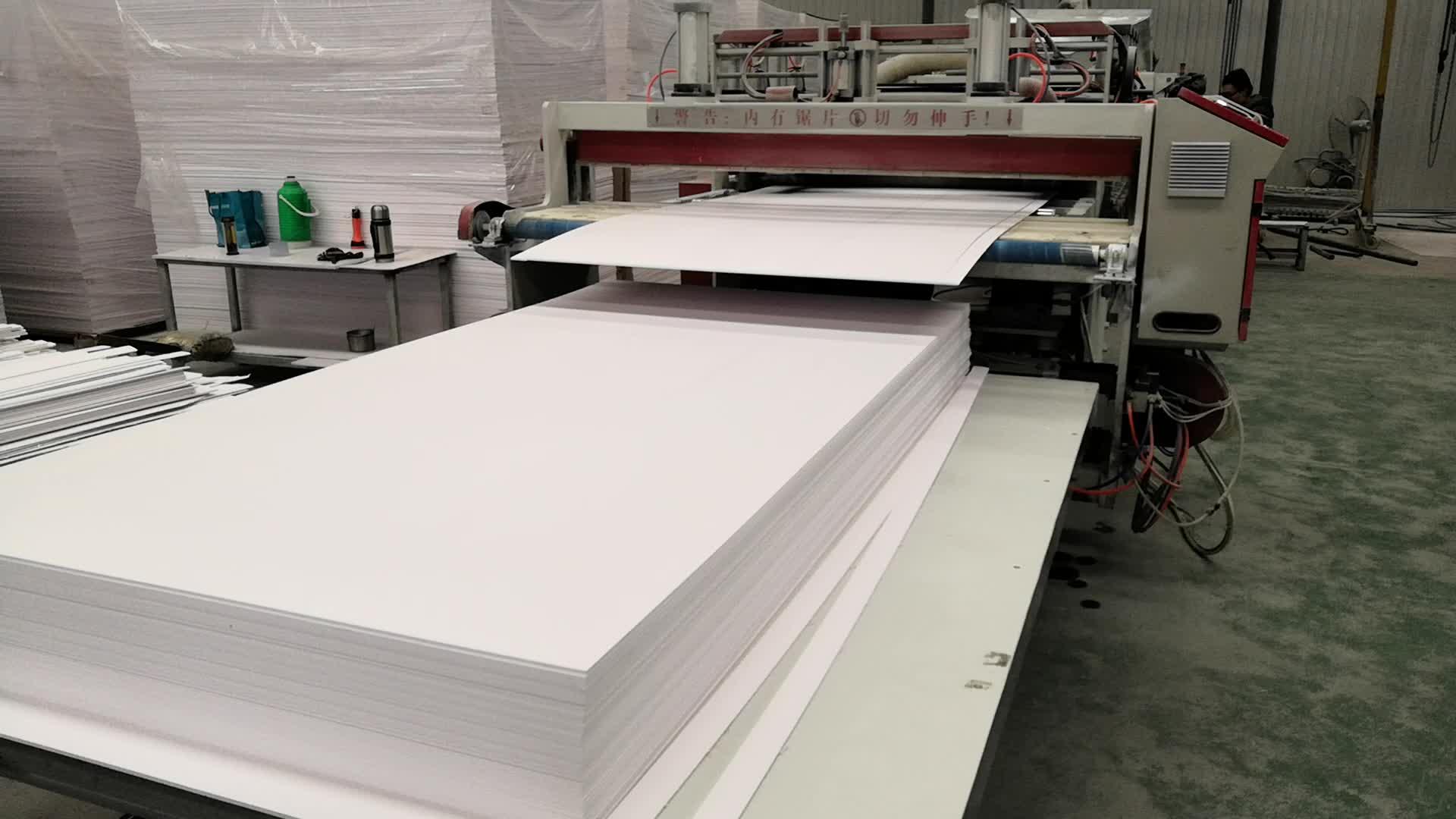 Plastik PVC köpük levha 1220x2440mm