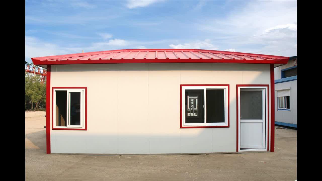 ที่กำหนดเองมีใหม่ออกแบบเหล็กอาคาร prefab 50m2 การดำรงชีวิต apartment พีวีซีแบบแยกส่วนบ้านชุดแปลนชั้นขายในอินเดีย