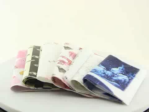 Eerste Rate Fabriek Prijs Zwarte Custom Tissue Papier
