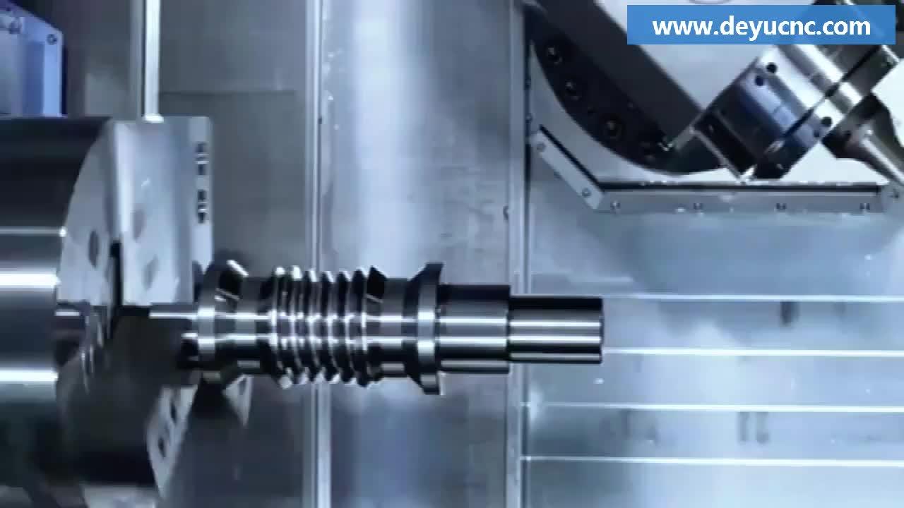 تحولت مخصصة CNC عالي الدقة بالقطع 304 بكرة صلب غير القابل للصدأ للآلات الزراعية الصناعية