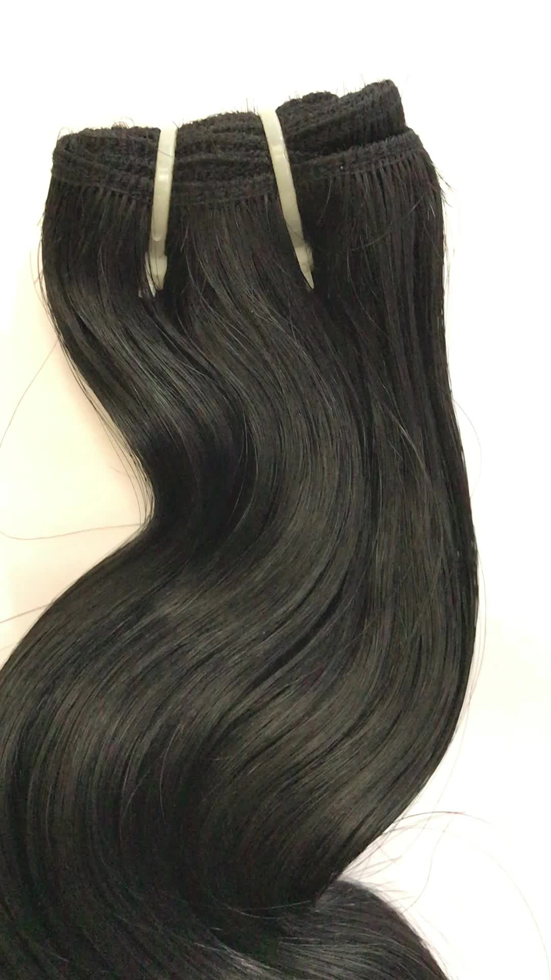 Brazilian Hair Extension, Indian Temple Hair, Best Quality Closures and Frontals