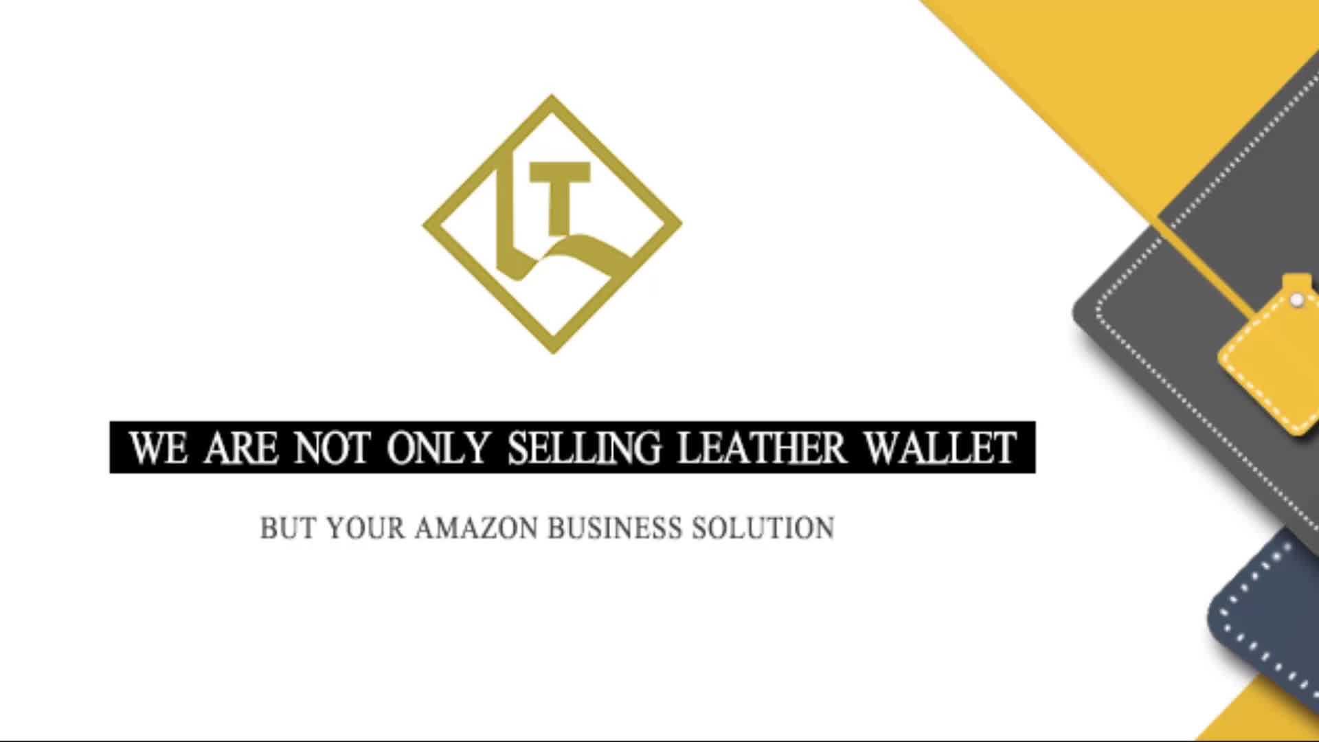 RFID custom money clip slim mens trick card holder genuine leather magic wallet with zip coin pocket wallet elastic straps