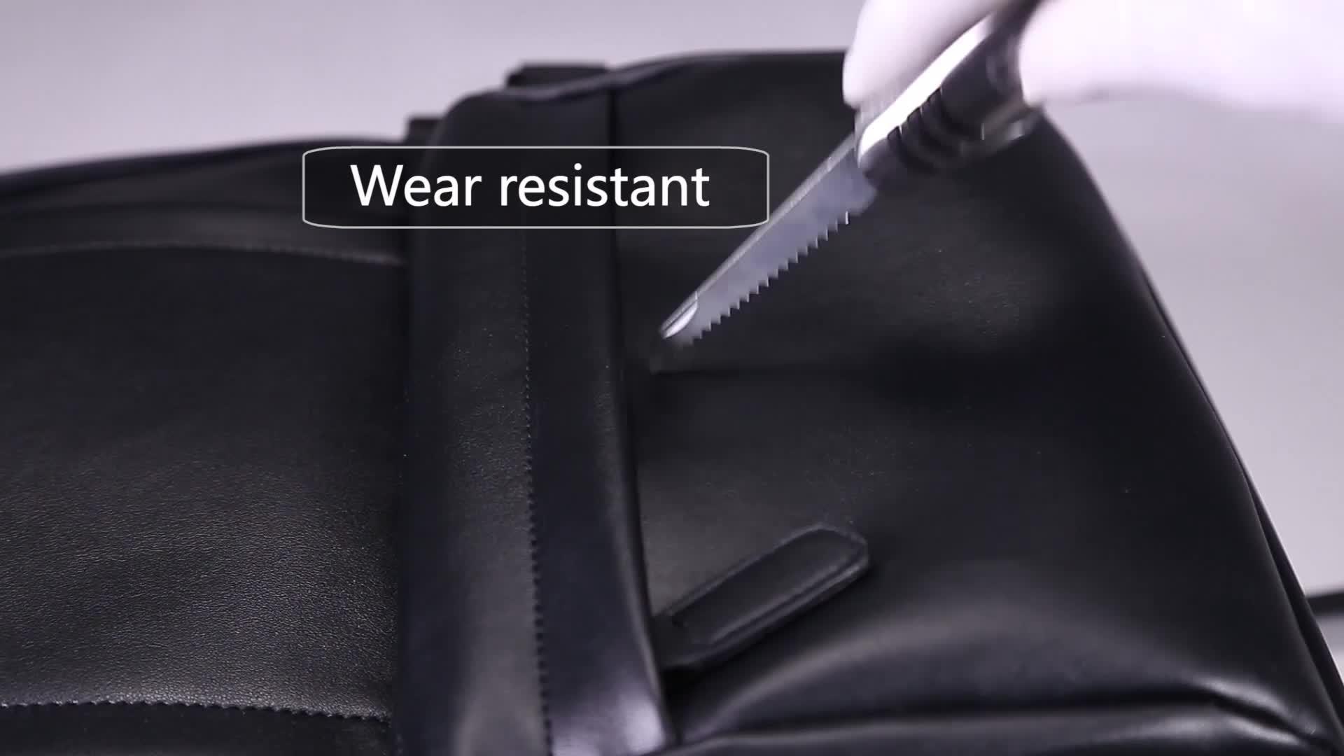 थोक गुआंगज़ौ लैपटॉप बैग कॉलेज पुरुषों बैग चमड़े वापस पैक बैग