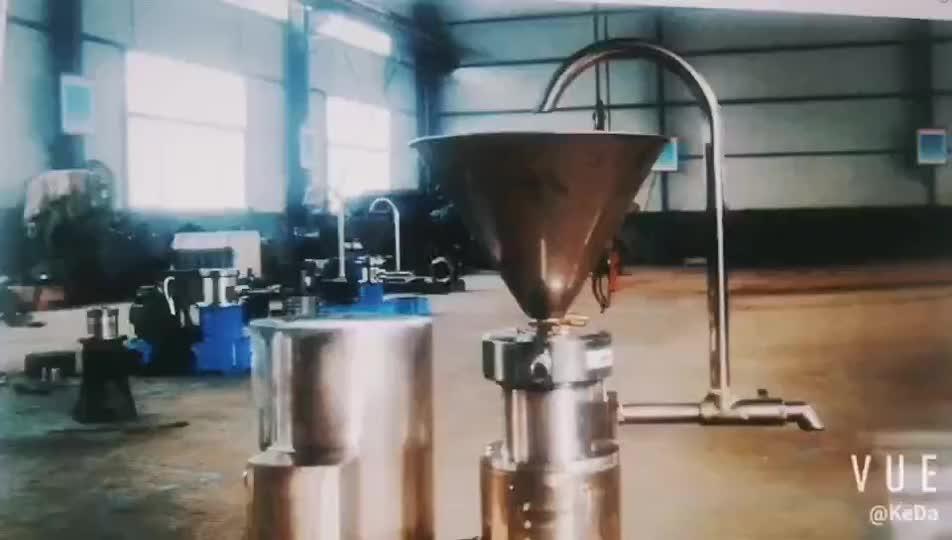 पेशेवर कारखाने की आपूर्ति मूंगफली का मक्खन चक्की मशीन/टमाटर का पेस्ट बनाने की मशीन/हड्डी सॉस मशीन
