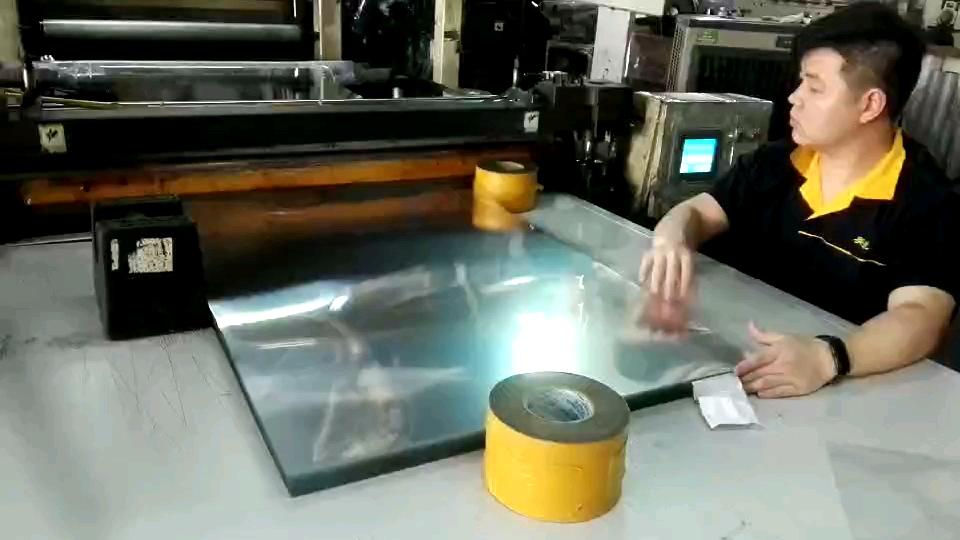 Super PET lenticular folha rígida transparente clara para a caixa de janela