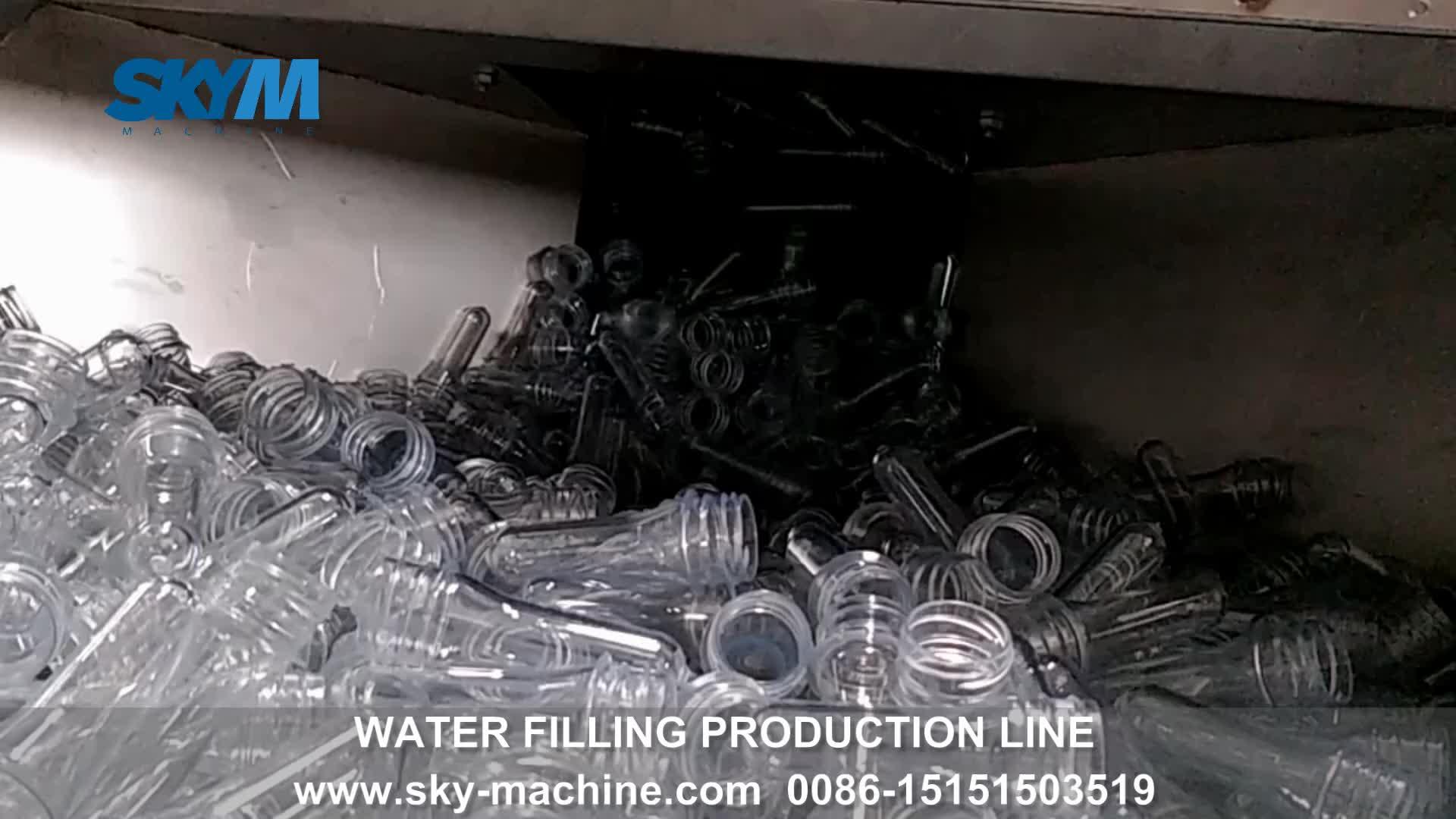 Wholesale china factory water filling machine / bottle filling machine manufacturer