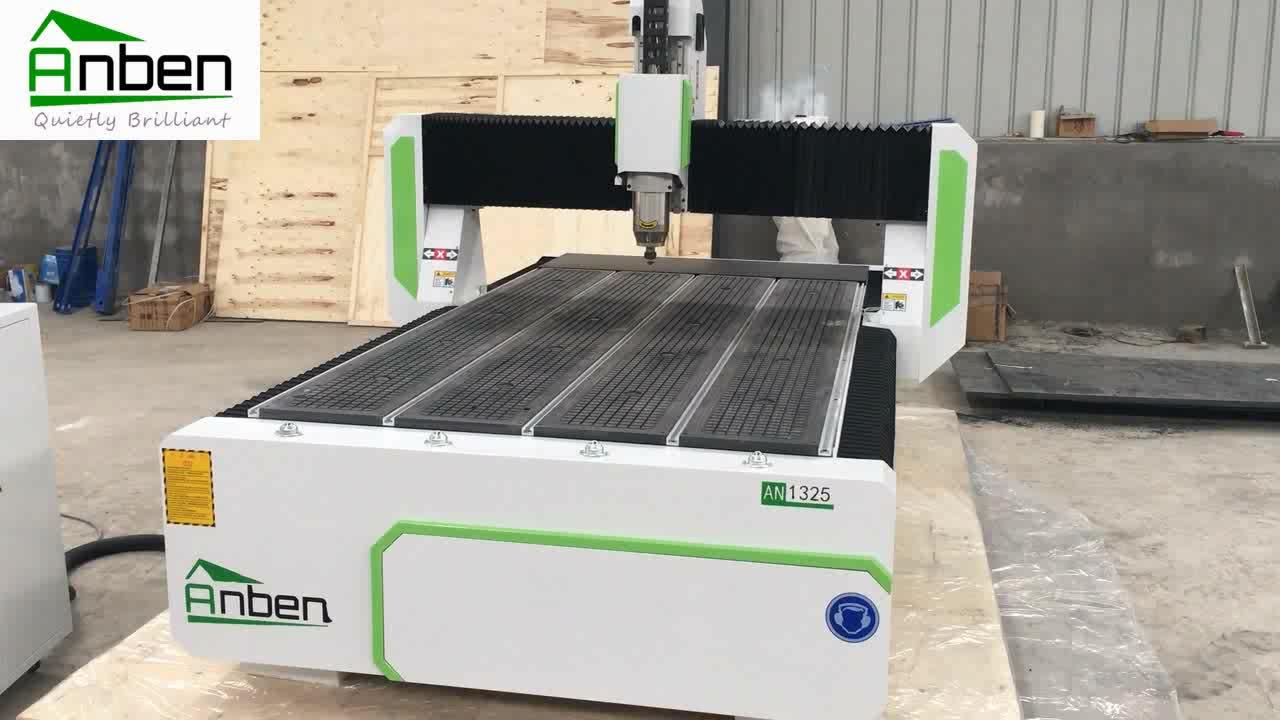 CE AN1325 router cnc de madera de corte madera MDF de fabricación de muebles máquina de enrutador cnc