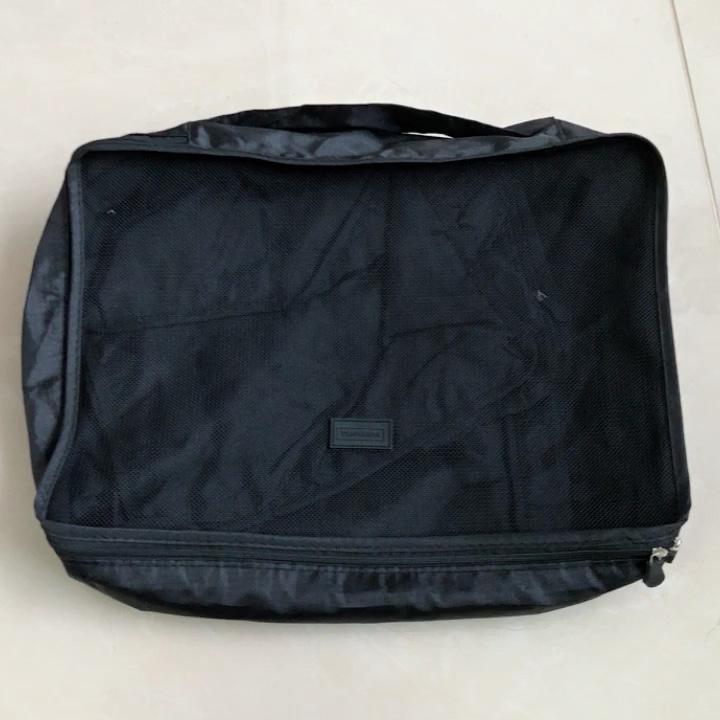 จีนขายส่งที่กำหนดเองสัมภาระorganizerก้อนบรรจุ6ชิ้นกระเป๋าเดินทางชุดกระเป๋า