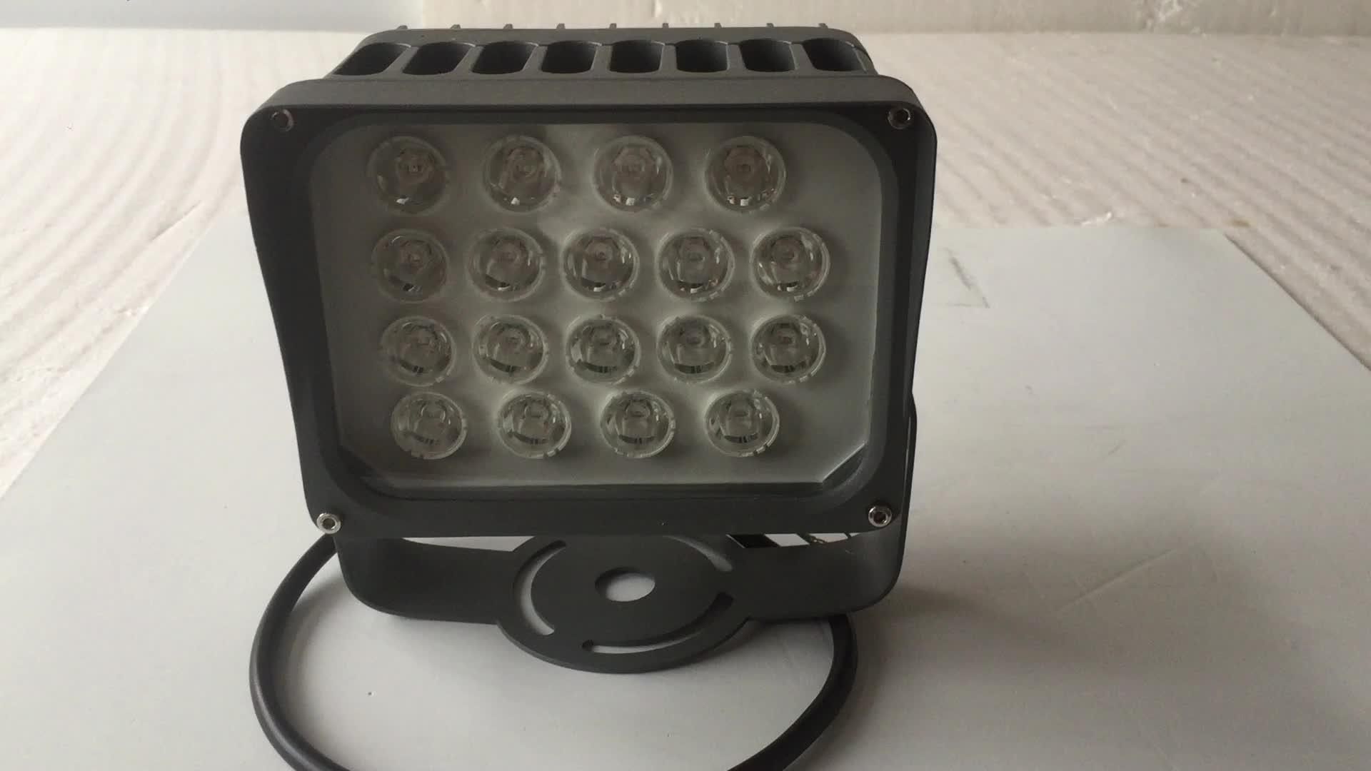 優れた品質 AC110V 3000 k 24 ワット led フラッドライト構築するための照明