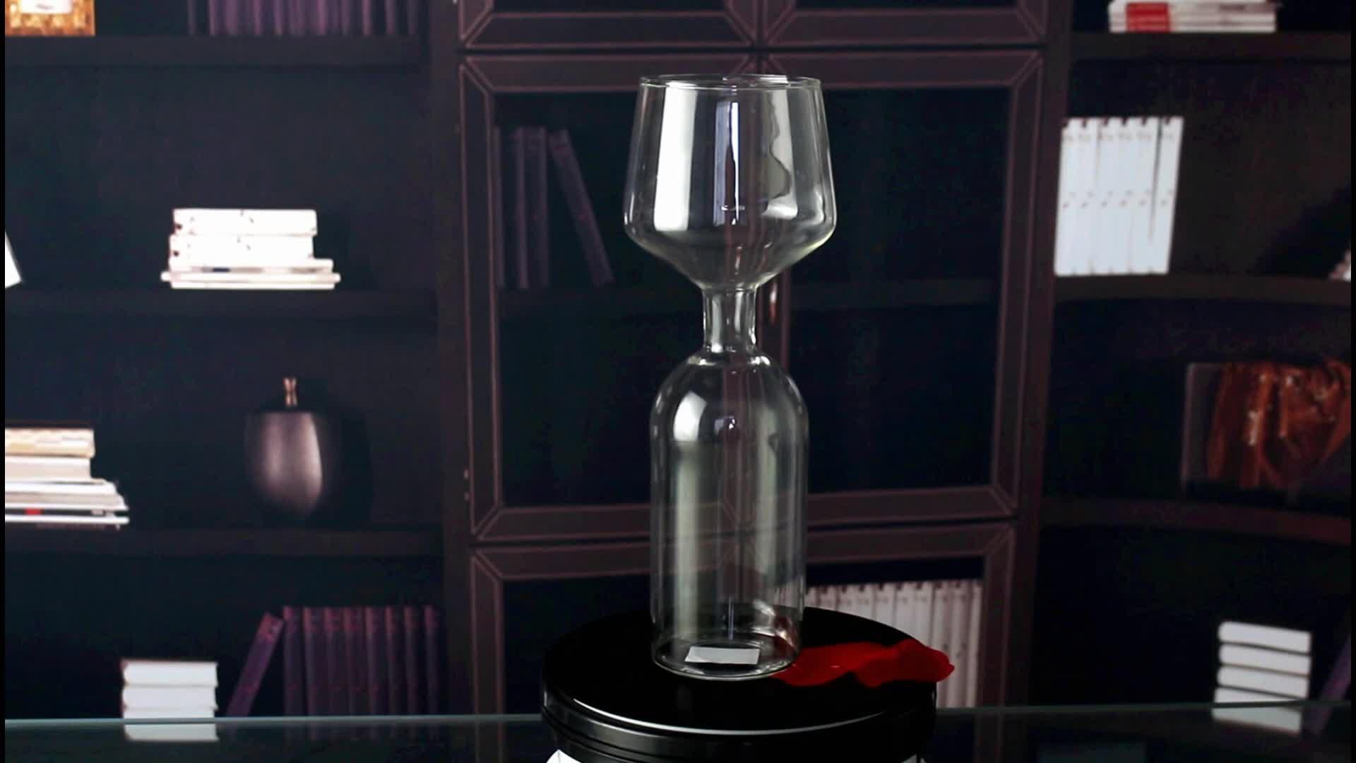 卸売ガラス飲料赤ワインボトルガラス 750 ミリリットル