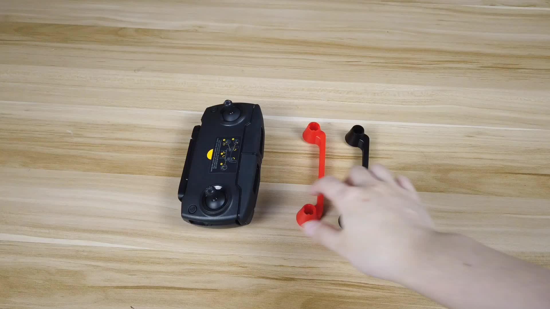 Red+Black Vior Joystick Protector for DJI Mavic Mini Controller